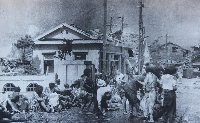 miyukibashi-hiroshima-8-aug-1945